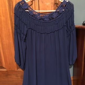 Charlotte Russe Dresses - Navy dress